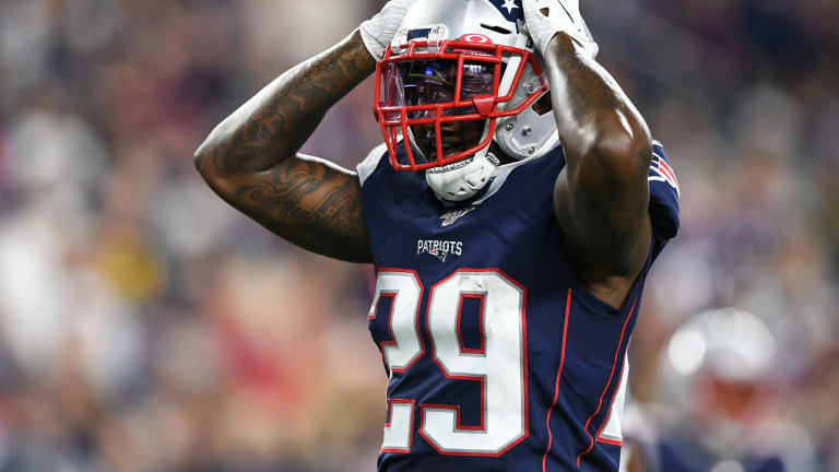Patriots roster cut-down tracker