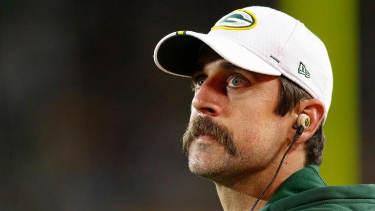 Rodgers details ideal retirement scenario