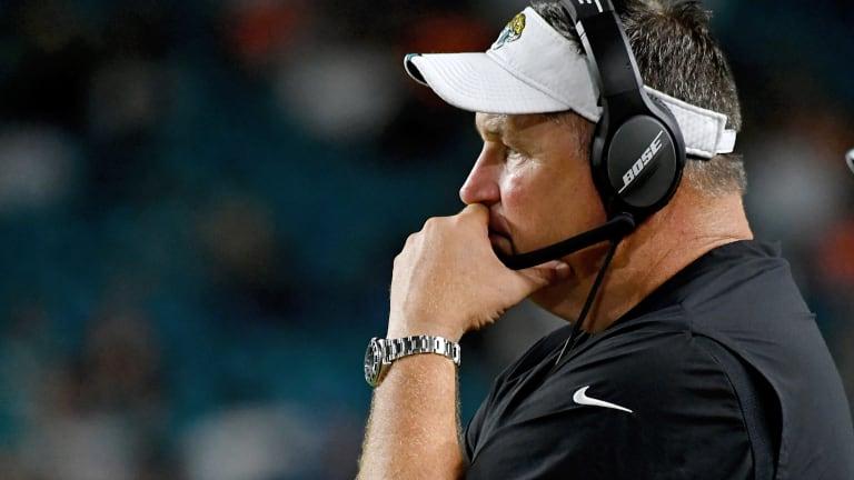 Jaguars finalize initial 53-man roster
