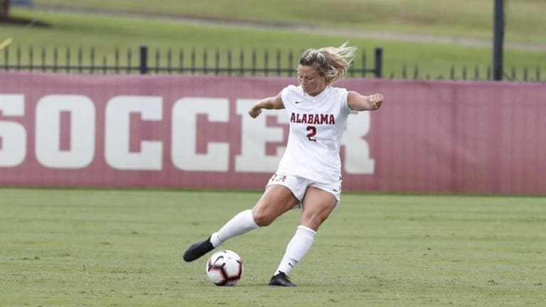 Alabama Falls to Golden Goal in Iron Bowl of Soccer