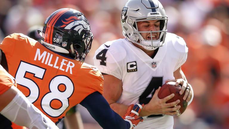 Broncos vs. Raiders Open Thread/Live Blog | Week 17
