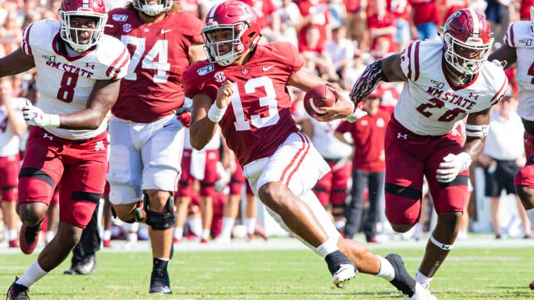 ESPN's Mel Kiper Jr. Not As Sold on Alabama's 2020 NFL Draft Prospects as Others