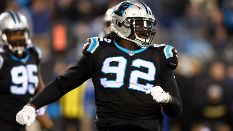 Panthers List 7 Players as Inactive for Season Opener