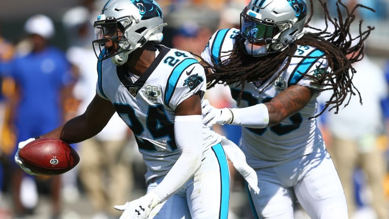 PFF: James Bradberry Led Panthers With Highest Grade Against Rams