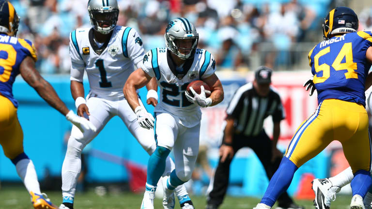 Deeper Dive Into Panthers' Snap Counts Against Rams