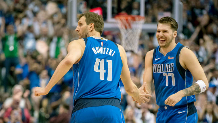 Luka Doncic Memories Of Dallas Mavs' NBA Title? 'I Don't Know Nothing'