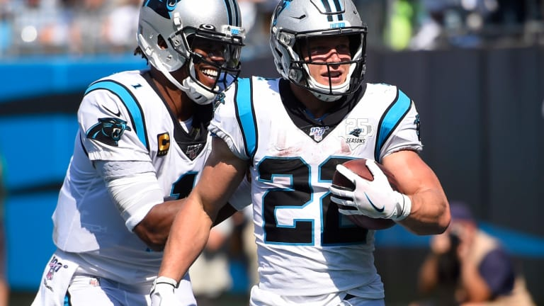 Why Aren't Panthers Throwing Deep?: 'Norv Picked C-Mac For Fantasy'
