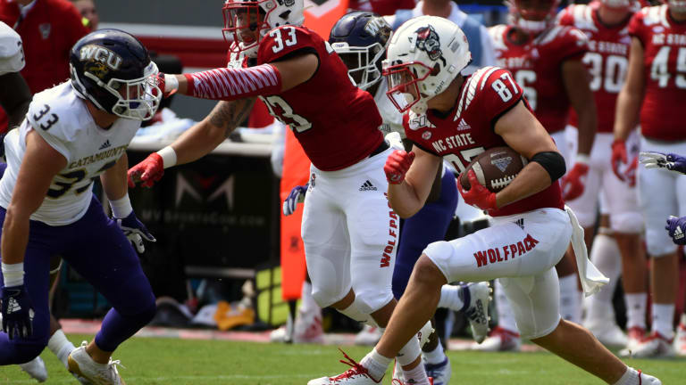 Thayer Thomas named Burlsworth Trophy candidate