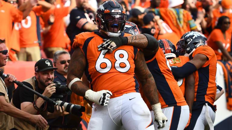 Broncos Reveal Final Injury Report for Week 17 vs. Raiders