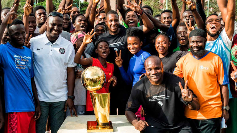 Giants of Africa: Masai Ujiri's Summer of Going Back and Giving Back