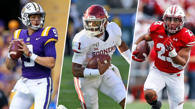 Where the Playoff, Heisman and More Races Stand After One Month