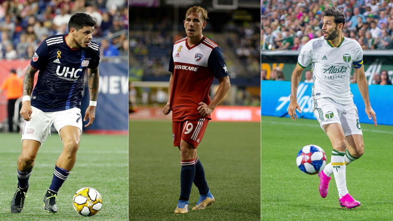 MLS Playoffs Primer: Who's In, Who's Out, Scenarios in Play