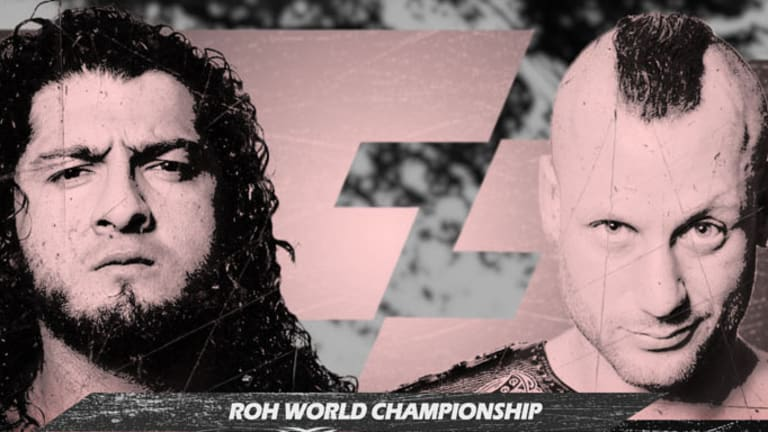 ROH Expected to Crown New Champ Amid Matt Taven Contract Uncertainty