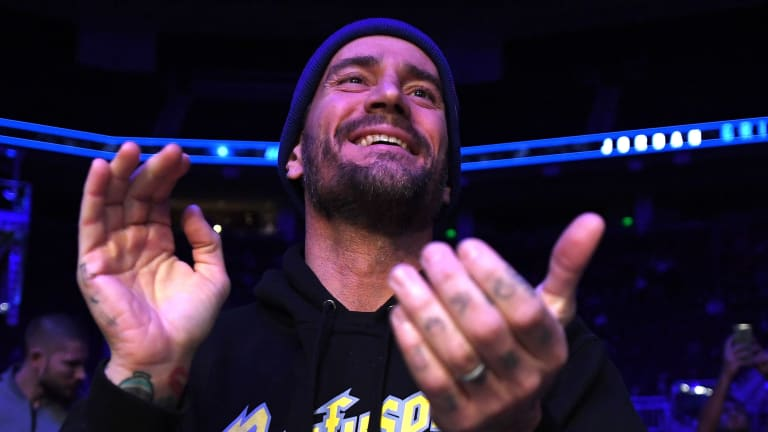 Report: CM Punk Auditioned for Role on Fox's 'WWE Backstage'