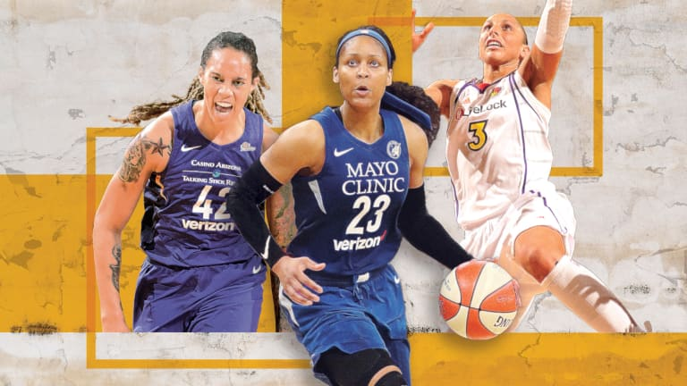 SI's WNBA All-Decade Team: First and Second Team
