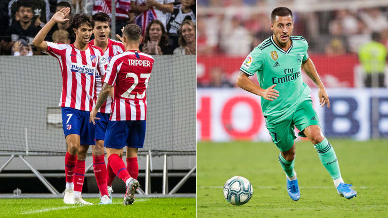 Madrid Derby Catches Real, Atletico in Midst of Sorting Out Their Transitions