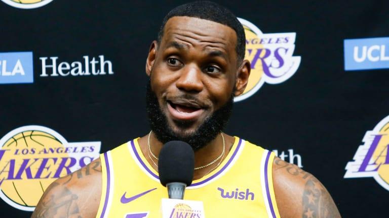 For LeBron's Second Season, the Lakers Make A Lot More Sense