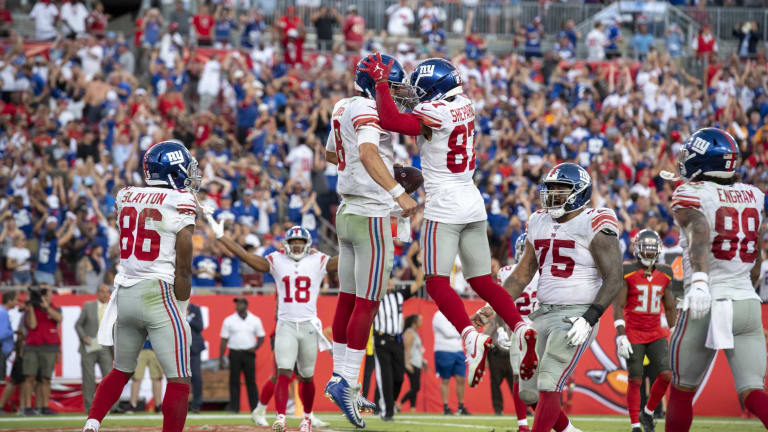 Football Outsiders Identifies the Giants' Biggest Remaining Need—and It's Not What You Think