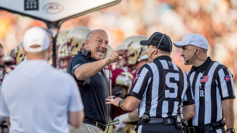 Boston College Football: One More Game To Go. Then What?
