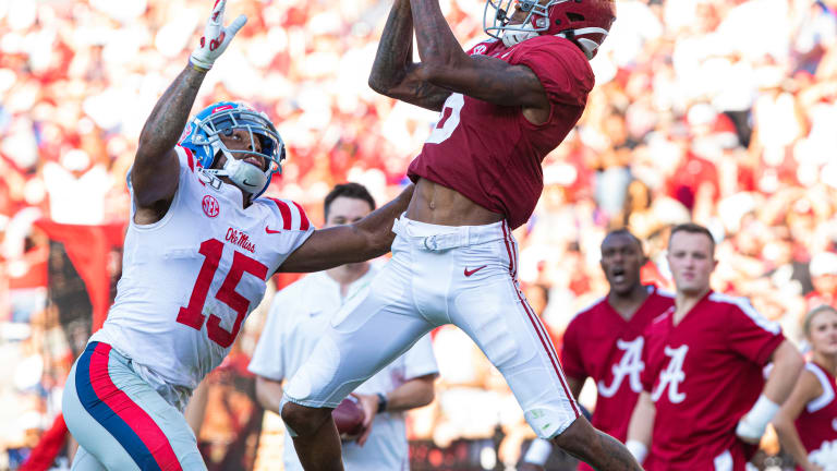 Tide in Transition: Alabama's Wide Receivers will have a Different Look in 2020