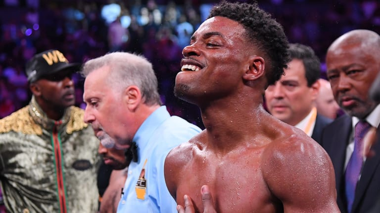 Errol Spence Jr. Survives Shawn Porter and Then Shrugs Off Terence Crawford