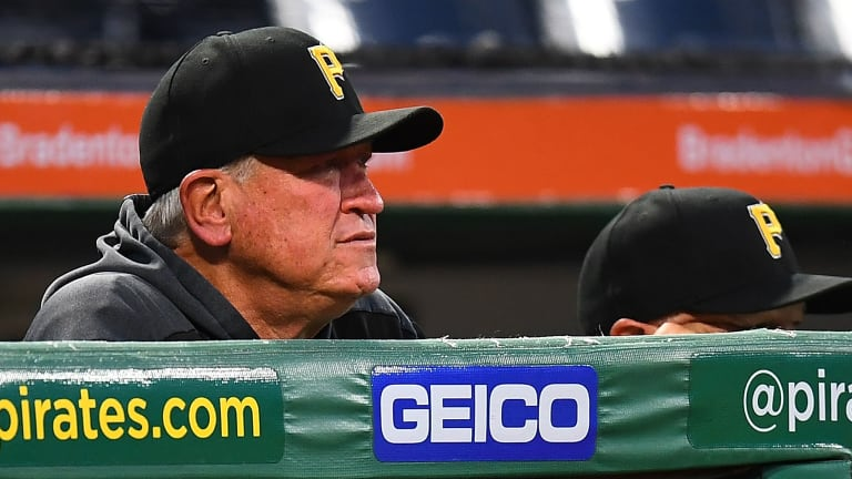 Pirates Fire Manager Clint Hurdle After Nine Seasons