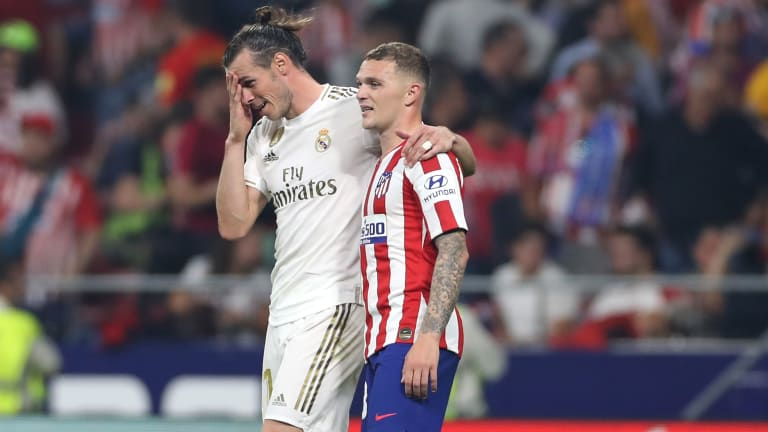 Real Madrid Stays Top After Scoreless Draw in Madrid Derby; Barca Beats Getafe