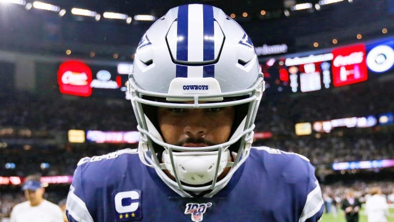 Cowboys' Brutal Loss to Saints Casts Doubt on Strong Start to Season