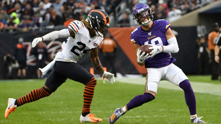 Three Extra Takeaways From Vikings 16-6 Loss In Chicago