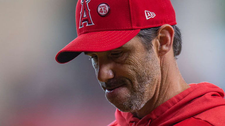 Report: Angels Fire Manager Brad Ausmus After One Season