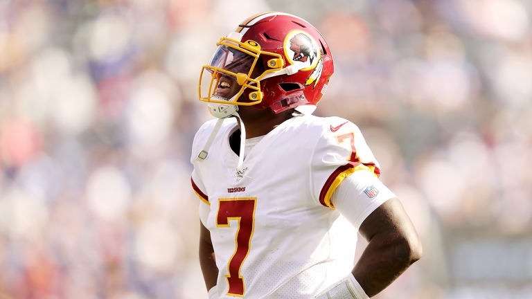 Dwayne Haskins Wasn't Ready, So What Does Washington Do Now?
