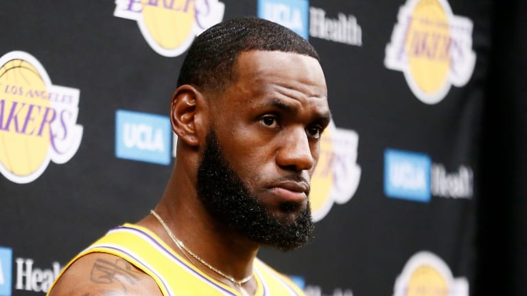 LeBron James Explains How New California Law Is 'Personal' to Him