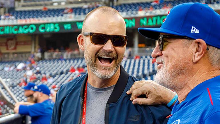 Former Cubs Catcher David Ross Has Interest in Succeeding Joe Maddon