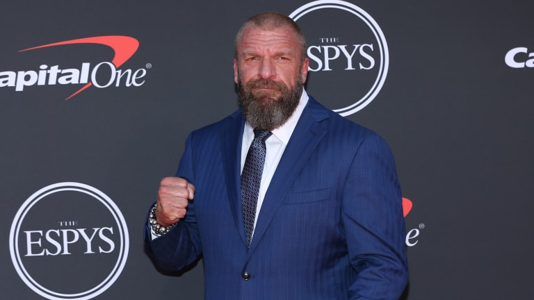 WWE Executive Triple H Thrives Off the Sort of Competition NXT Is Getting From AEW