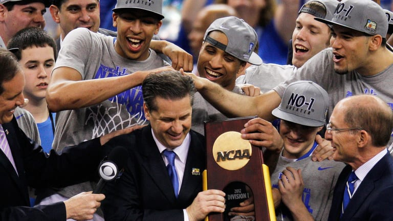 Ranking the College Basketball National Champions of the Decade