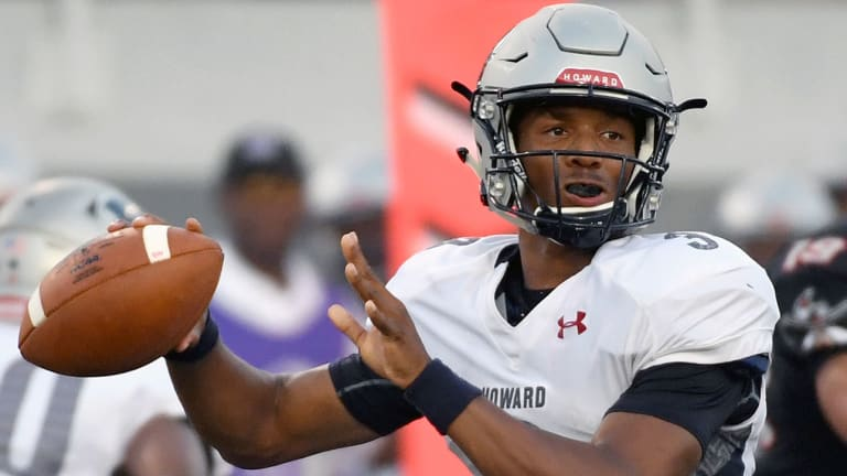 Cam Newton's Brother, Caylin, Announces Intent to Transfer From Howard