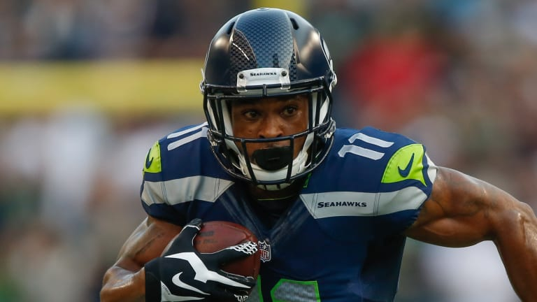 Percy Harvin Says He Was High During Every NFL Game to Manage Anxiety
