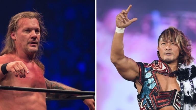 Sources: Chris Jericho vs. Hiroshi Tanahashi Slated for NJPW's Wrestle Kingdom