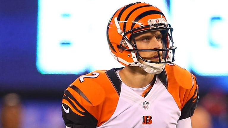 Report: Patriots Plan on Signing Mike Nugent to Replace Injured Stephen Gostkowski