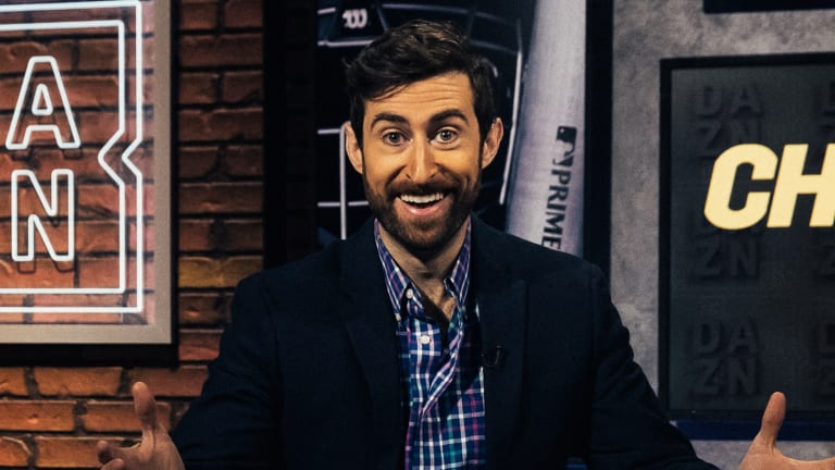 How Ex-HQ Trivia Host Scott Rogowsky Found a New Home in Sports with DAZN