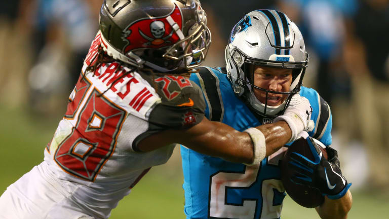 """Jaguars preparing for the """"very unique challenge"""" that is Panthers RB Christian McCaffrey"""