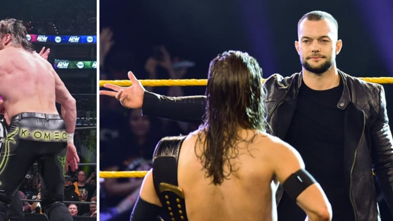 Premieres of AEW and NXT Start 'Wednesday Night Wars' With a Bang