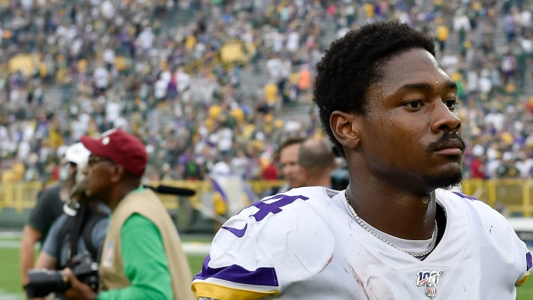 Stefon Diggs on Reports He Wants to Be Traded: 'There's Truth to All Rumors'