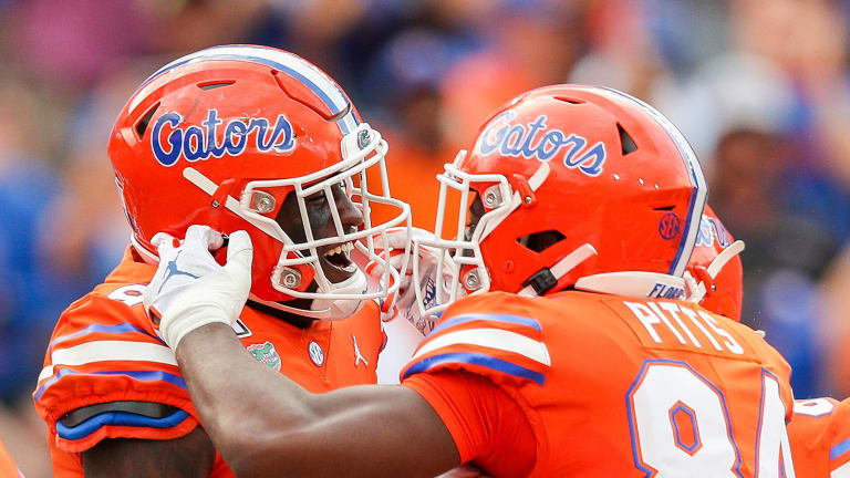 Auburn vs. Florida Live Stream: Watch Online, TV Channel, Start Time