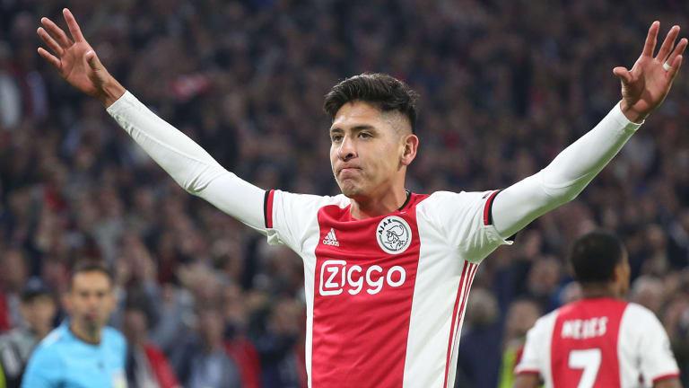 Edson Alvarez Tunes Out the Noise as He Embraces His Ajax Challenge