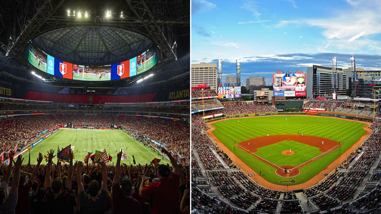 Two Playoff Teams, Two New Stadiums and One Great Divide