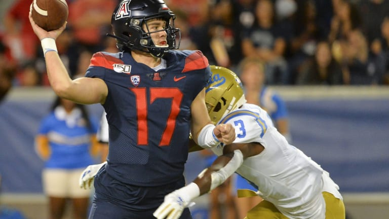 Arizona Football Spring Camp: Questions and Thoughts