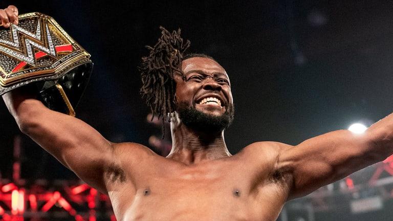 Kofi Kingston Reflects on His WWE Championship Run Ahead of SmackDown's Fox Debut
