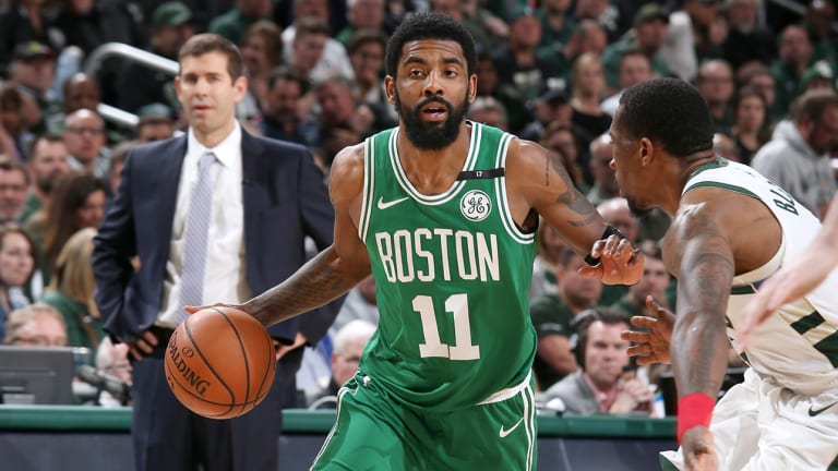 What Went Wrong With Kyrie Irving in Boston? | Crossover Podcast