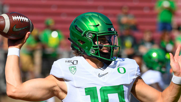 Cal vs. Oregon Live Stream: Watch Online, TV Channel, Start Time
